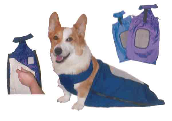 Protect-a-Pet Drag Bag